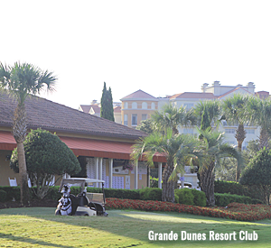 Grande Dunes Resort Club
